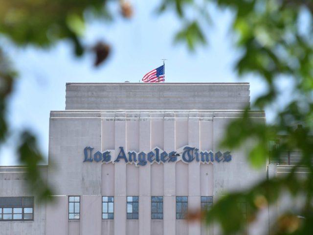 Los Angeles Times (Frederic J. Brown / AFP / Getty)