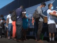 REPORT: DHS Releasing Haitian Migrants into U.S.
