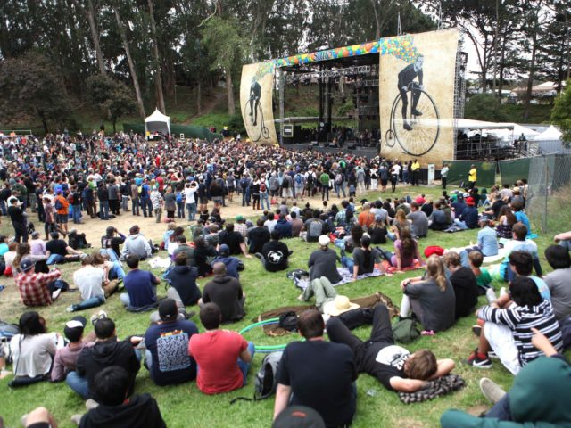 Outside Lands (Trixie Textor / Getty)