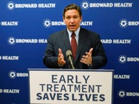 DeSantis Blasts Biden for Cutting Supply of Coronavirus Antibody Treatment: 'Patients Are Going to Suffer'