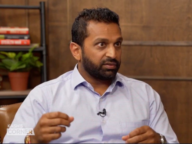 """Kash Patel """"Kash's Corner"""" Epoch Times TV"""