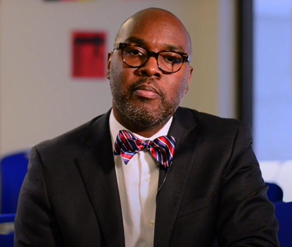 Alexandria City Public Schools Superintendent Dr. Gregory C. Hutchings, Jr. Screenshot via Alexandria City Public Schools.