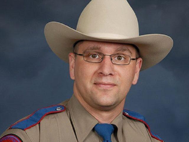 Texas Department of Public Safety Trooper Damon Allen