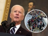 White House Does Not Know if Joe Biden Has Ever Visited Southern Border