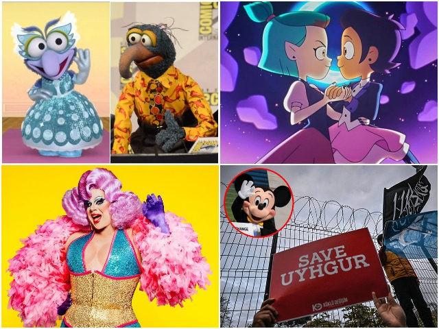Disney Junior/Tonya Wise/Invision/AP/VH1/Ozan Kose/AFP; Drew Angerer/Getty Images/Disney