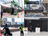 Emmys: Hollywood Erects Walls to Keep Celebrities Safe