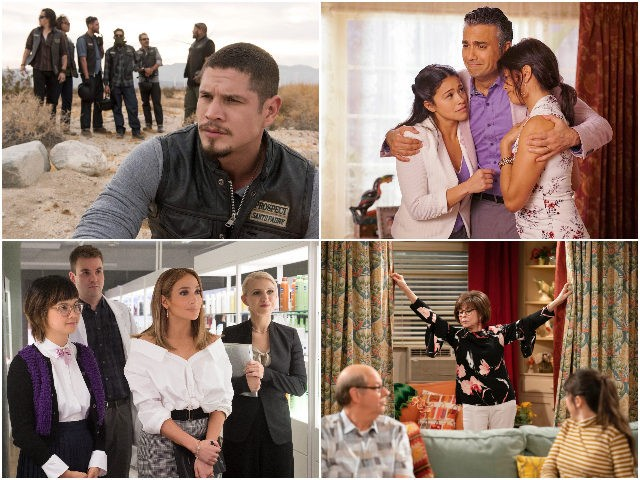 FX Networks/Kevin Estrada, CW/STX Entertainment/Nicole Wilder/CBS