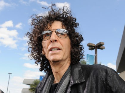 """NEW ORLEANS, LA - MARCH 04: Howard Stern attends the """"America's Got Talent"""" New Orleans auditions as a judge at UNO Lakefront Arena on March 4, 2013 in New Orleans, Louisiana. (Photo by Erika Goldring/Getty Images)"""