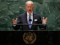 Nolte: Joe Biden Steps Before the U.N. a Total Failure