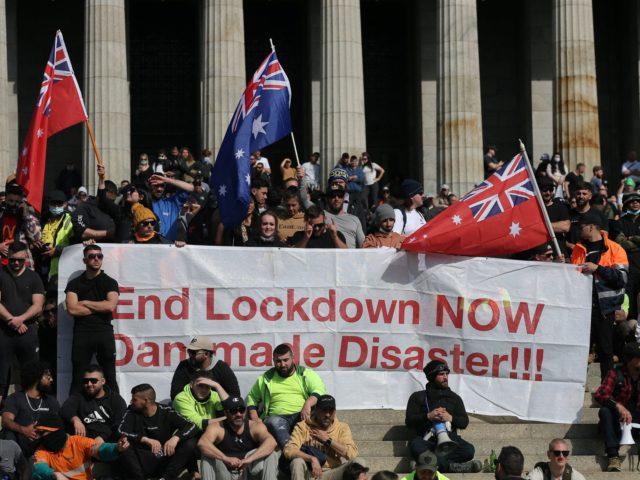 Delingpole: Rubber Bullets for Public Health — Australia Goes Full Fascist