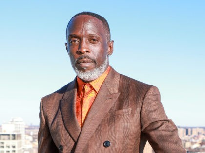 NEW YORK, NEW YORK - MARCH 07: Michael K. Williams poses for the2021 Critics Choice Awards on March 07, 2021 in the Brooklyn borough of New York City. (Photo by Arturo Holmes/Getty Images for ABA)