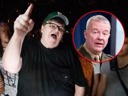 Michael Moore Blasts Gen. McKenzie's Kabul Civilian Drone Strike Apology: 'Bastards'