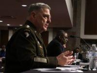 WATCH LIVE: Pentagon Leaders Testify on Afghanistan Withdrawal