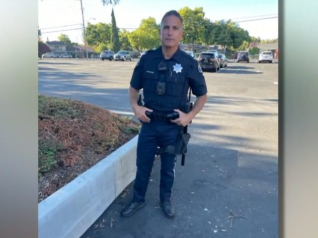 One veteran police officer from San Jose, California, is leaving the force over the city's vaccine requirements, representing just one of many first responders who are facing the same fate.