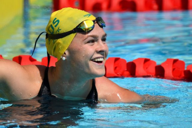 Australia's Shayna Jack has been cleared to return to the pool