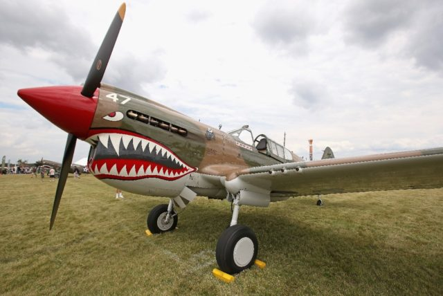 The Flying Tigers operated out of Burma in the early 1940s in support of Kuomintang leader Chiang Kai-shek against the Japanese, conducting dangerous missions over occupied China and shooting down hundreds of enemy bombers
