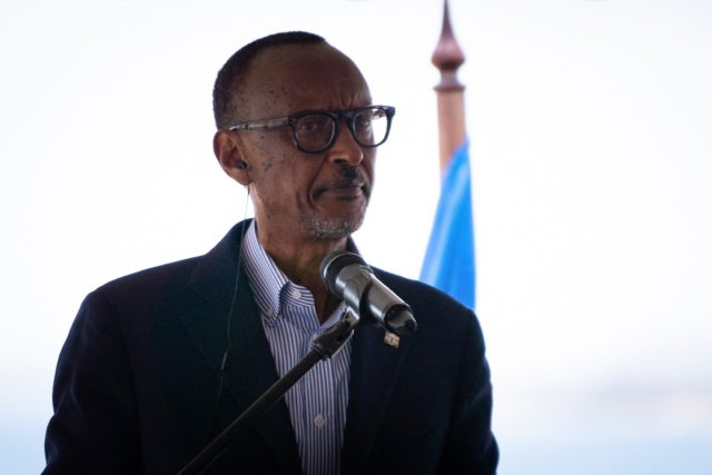 Kagame's government has often come under fire for rights abuses and a crackdown on freedom of speech