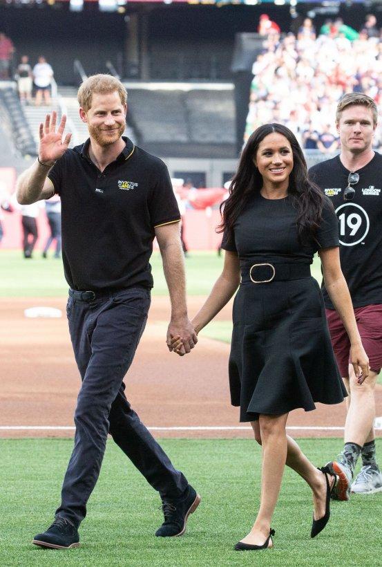 Prince Harry, Meghan Markle, Simone Biles top TIME 100 list