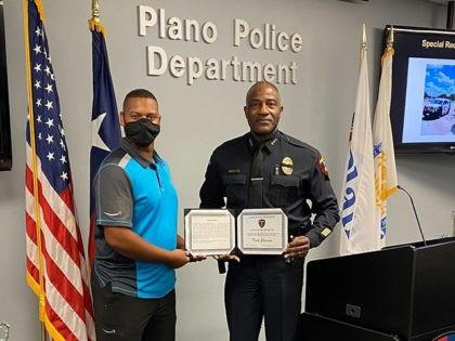 Plano PD award