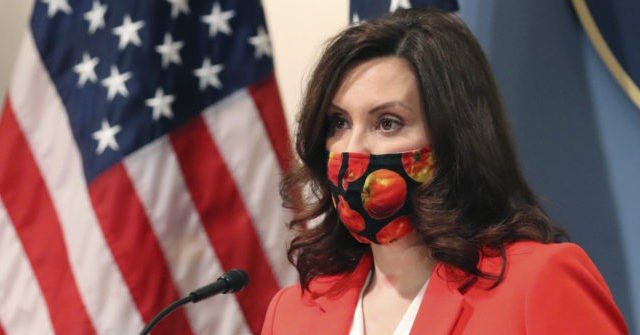 Whitmer Skips Campaigning for McAuliffe amid Criticism over Michigan Water Crisis