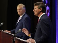 Poll: Virginia Governor's Race in Dead Heat Between Glenn Youngkin and Terry McAuliffe