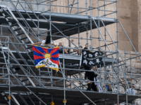 Exclusive: 'Release Them' – Hong Kong, Tibetan Activists Arrested at Acropolis for Protesting China Olympics