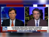 Marlow: Leftist Facebook Employees Whined to Bosses, Censor Breitbart