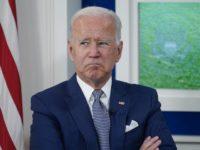 Poll: Biden's approval rating across the Senate battlegrounds