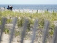 Report: DHS Shells Out 450,000 for Fence Around Biden Beach House