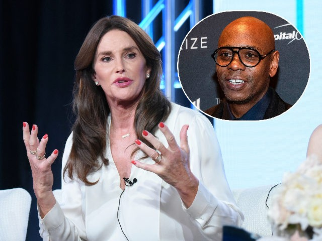 Caitlyn Jenner Defends Dave Chappelle: '100 Percent Right' to Call Out 'Woke Cancel Culture Trying to Silence Free Speech'
