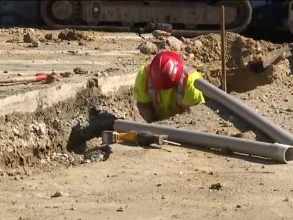 Construction Crew in Detroit Find Human Bones