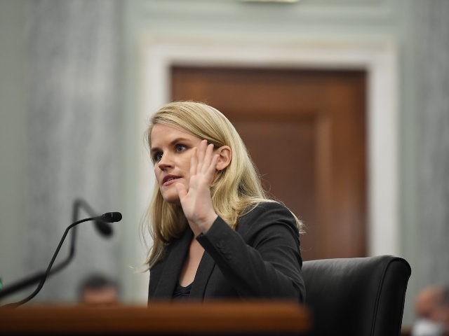 Facebook Whistleblower Frances Haugen Sworn In