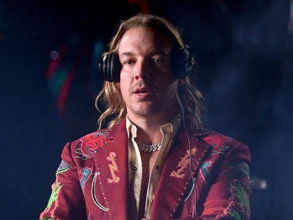 INDIO, CALIFORNIA - APRIL 28: Diplo performs onstage during the 2019 Stagecoach Festival at Empire Polo Field on April 28, 2019 in Indio, California. (Photo by Matt Winkelmeyer/Getty Images for Stagecoach)