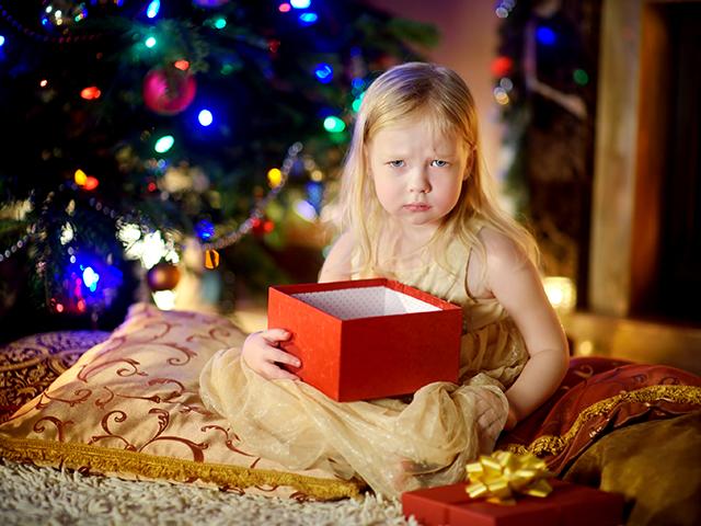sad Christmas