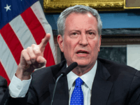 Mayor Bill de Blasio Admits There Is No Real Plan to Address Potential First Responder Shortages over Vaccine Mandate