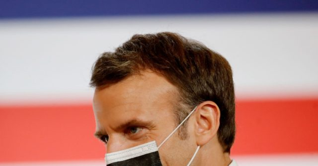 Teen Arrested After Using President Macron's Personal Vaccination Pass