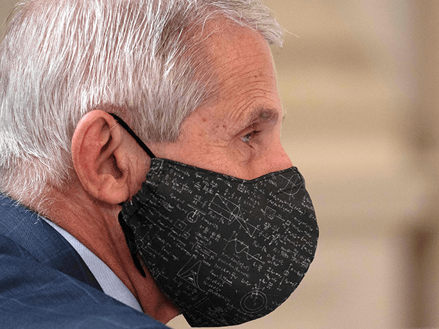 Nolte: Anthony Fauci Is Proof Democrats Want Unvaccinated Trump Voters Dead