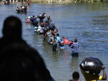 Report: Joe Biden Releases More than Half a Million Border Crossers into U.S.