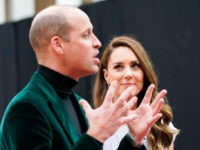 Now the Royal Family Are Just Shills for the Green New World Order