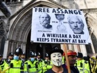 Biden Admin Appeals UK Court Ruling Against Extraditing Assange to U.S.