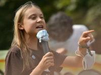 Greta Agrees She Is 'Just Saying Blah Blah Blah' on Climate