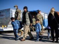 Biden Resettles 4K Afghans Across American Communities in One Week