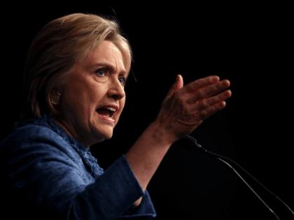 Hillary Clinton Insists It's 'Imperative' Boris Johnson Mandates Vaccine Passports in UK