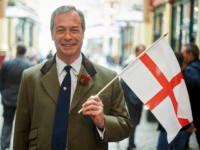 Nigel Farage: 'Marxist' Educators Want White People to 'Hate Themselves and Their Country'