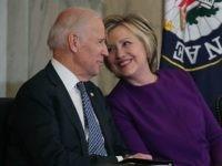 Critics Say Hillary Clinton's First Novel Trashes Biden-Esque Character as a 'Fool'