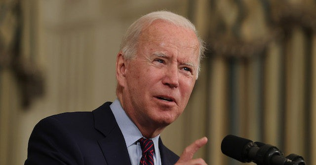 Biden: I Haven't Had the Time to Visit the Border, 'I've Been There Before' and My Wife Has