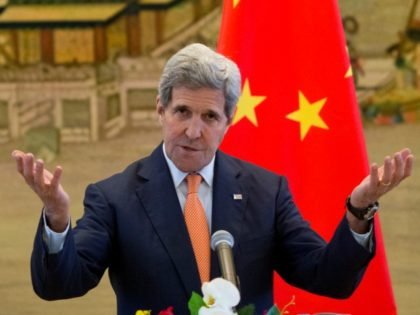 John Kerry Tells Joe Biden to Soften Position on China to Make Climate Gains