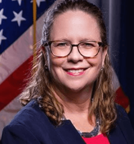 """From ICE, """"Ms. Doyle has extensive experience in the private and nonprofit sectors having most recently worked for twenty years as Managing Partner with the Boston immigration law firm of Graves & Doyle. For the last five and a half years she has also served as an appointed hearing officer for the Massachusetts Board of Bar Overseers presiding over cases related to attorney disciplinary matters."""" (U.S. Immigration and Customs Enforcement)"""