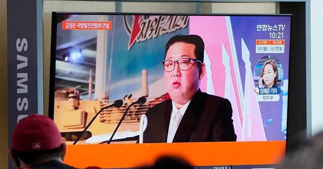 Kim Jong-un Claims North Korea's Enemy Is 'War Itself'