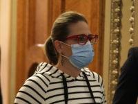 Leftist Harasses Democrat Sen. Kyrsten Sinema at Airport about Climate Change